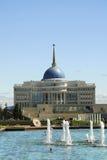 astana capital kazakhstan Arkivfoton