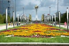Astana - the capital of Kazakhstan Stock Images