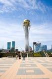 astana capital kazakhstan Fotografering för Bildbyråer