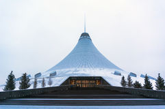 Astana, the capital of Kazakhstan. royalty free stock photos