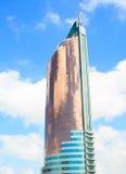 Astana - capitale del Kazakistan immagine stock