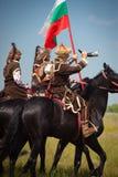 Astana, Cazaquistão, o 30 de junho festival internacional Imagem de Stock Royalty Free