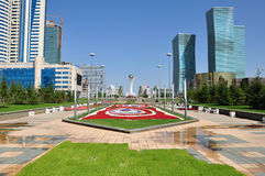 Astana cityscape Royalty Free Stock Photography