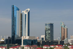 Astana Cityscape Stock Photo