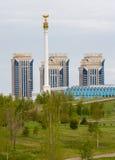 Astana cityscape. Astana is the capital of Kazakhstan Stock Photos