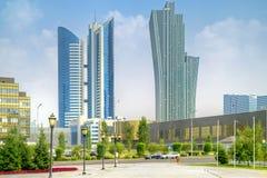 Astana, cityscape Royalty Free Stock Photo