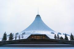 Astana, die Hauptstadt von Kasachstan lizenzfreie stockfotos