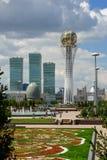 Astana downtawn 3 Stock Image
