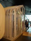 Astana expo 2017 przyszłości energia Zdjęcie Royalty Free