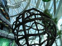 Astana expo 2017 przyszłości energia Obrazy Royalty Free