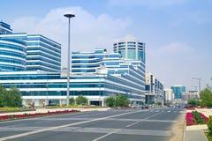 Astana. Gemeentelijk landschap royalty-vrije stock afbeeldingen