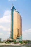 Astana. Horizontal municipal images stock