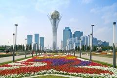 Astana. Horizontal municipal photos stock
