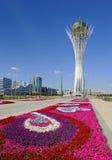 Astana - Kapital von Kazakhstan stockfotos