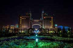 Astana Kazachstan royalty-vrije stock foto's