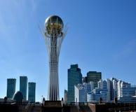 astana kazakhstan 17-ое апреля 2016 Стоковая Фотография