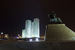 Astana, Kazakhstan. Stock Image
