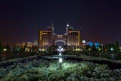Astana kazakhstan royalty free stock image