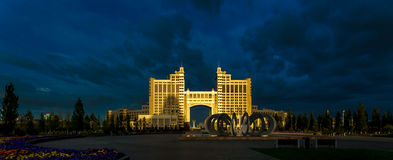 Astana kazakhstan royalty free stock images