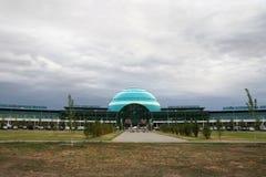 Astana lotnisko międzynarodowe Obraz Stock