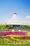 Astana miasto, pejzaż miejski Obrazy Royalty Free