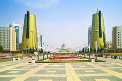 Astana. Municipal landscape Stock Photo