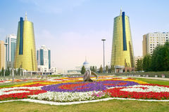 Astana. Municipal landscape Stock Photography
