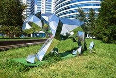 Astana sztuki Fest 2016 Ludzka energia dla expo 2017 w Astana Fotografia Royalty Free