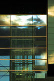 aste cilindriche di elevatore Fotografie Stock Libere da Diritti