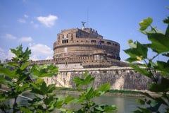 ?astel Sant Angelo.Rome. Image libre de droits