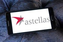 Astellas Pharma company logo Stock Photography