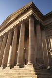 Asteps van een hofhuis Stock Foto's