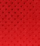Asterisks on red background. Stock Images
