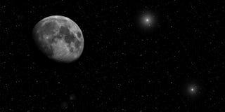 asteroidów niebo ilustracji