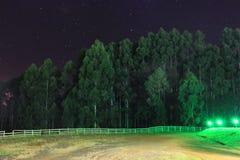 asteroidów niebo Zdjęcia Royalty Free