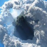 asteroid illustrazione vettoriale