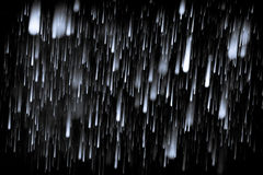 Asteroid Rain Royalty Free Stock Photography