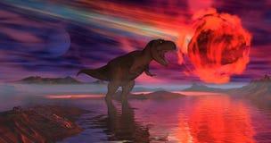 Asteroide Foto de archivo libre de regalías