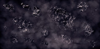 Asteroiden, Meteorite, Kometen Stockbilder