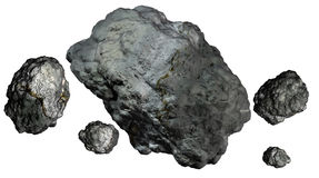 Asteroids Stock Photos