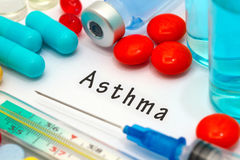 Asthma Stock Images