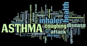 Asthma Stock Photo