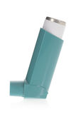 Asthma inhaler Stock Images