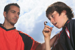 Asthma Stock Image