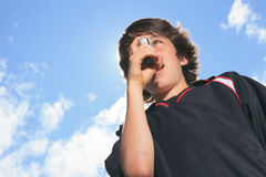 Asthma Royalty Free Stock Images
