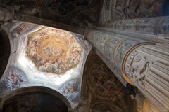 Asti Cathedral, Italy Stock Photo