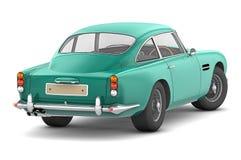 Asti Martin DB5 Vantajoso (1964) Imagens de Stock