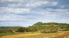 Astigiano, Piedmont, Italy: landscape Stock Photos