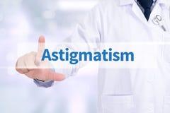 Astigmatism Stock Photography
