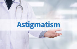 Astigmatism Stock Image